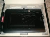 Wacom Bamboo Pen and Touch CTH460 never used, like new