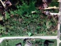 Great 3 acre whole lot, next door sits a park with