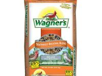 Beckon birds to your backyard with the Wagner's 20 lb.