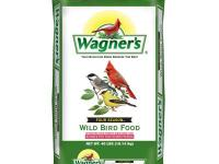 The Wagner's 40 lb. Wild Bird Food is designed to