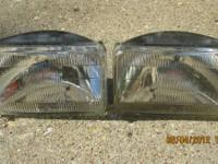 "2 Wagner 4"" X 6"" Rectangular Sealed Beam Halogen"