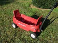 I have for sale a Radio Flyer child's wagon in