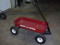 Big Foot Wagon - Radio Flyer - $50.00 Cash only - call