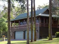 Beautifully surrounded by cypress and eucalyptus trees,