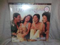 Today we have for Waiting to Exhale Wide screen Edition