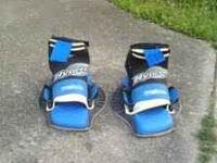 These Hyperlite Highbacks are in good condition. Size
