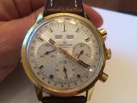 Wakmann - Breitling Triple Date 3 - Register