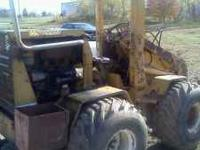 i have a waldon wheel loader 4x4 with forks and