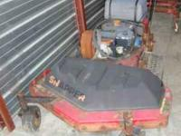 Snapper and Toro Walk Behind mowers with surreys sold