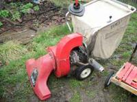 I am selling a toro yard vac/blower. I am asking $170