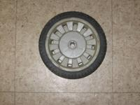 "8"" wheel for many models of walk behind lawn mowers,"