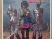 I have six Walking Dead or related comics for sale.