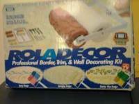 Roladecor professional border, trim, & wall decorating