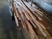 "Oak sash 21/4"" x 7', 10', 12' and 14' both ranch and"