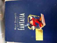 vhs collectible fantasia  Location: nw visalia ca