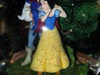 Snow White & The Seven Dwarfs Snow Globe Check it out