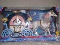 2004 Waltdisney's cinderella-Twinkle lights carriage,