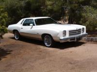 I have a all original 1976 Monte Carlo with 72,000