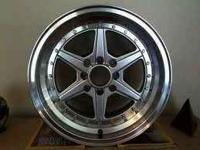 I WANT TO TRADE MY 15X8 XXR 501 SILVER FOR 15' DR20 OR