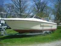 I have a  1985 28 foot Harbor Craft boat.  for sale or