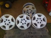 "I want a set of 20"" deep dish wheels for 03 GMC 1500. I"