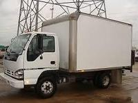 Disabled formerly homeless need isuzu type truck to