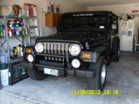 I AM LOOKING FOR A WRANGLER IN REALLY BAD CONDITION