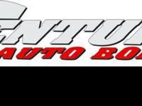 We are Century Auto Body of Las Vegas, where we not