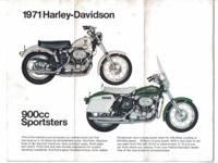 I buy and sale old motorbike sales pamphlets and