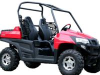 We are looking to buy your running or not UTV'S, ATC'S