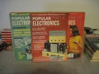 POPULAR ELECTRONICS AND LIKE SOME CAME MONTHLY HEATHKIT