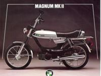 Wanted to buy old non running Puch Magnum Mopeds. It is