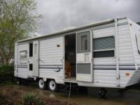 I am looking to rent a small trailer mini camper or