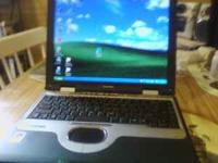 I HAVE A NICE COMPAC EV1000C WITH WIFI WINDOWS XP
