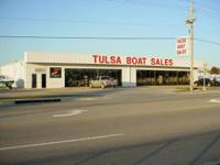 TULSA BOAT SALES IS NOW A WAR EAGLE DEALER.  Tulsa Boat