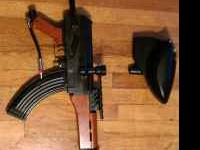 Selling my war sensor WG 47 paintball gun. Comes with a
