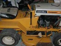 Collector tractor in excellent condition for age. It