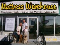 ~ ~ ~ Warehouse FULL of MATTRESS SETS 55 % - 80 % Off