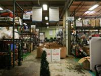 Warehouse Sales: Half Price Tools, Hardware & Supplies