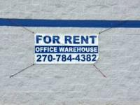 Area Available 3000 sq ft. storehouse. 2300 sq ft.