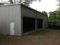 Warehouse + 2 Bedroom 1 Bathroom Home/Office
