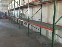 Warehouse Racking Pallet Racking for Fridges, Stoves,