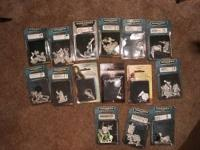 I have a box of about 15 mini 40 K guys. They are of