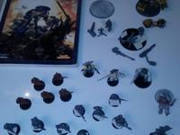 Warhammer 40k Loyalist Forces! Area Marines and