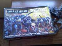 I have a Warhammer 40k set that I don't need anymore