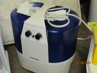 Venta-Sonic Ultrasonic cool/warm mist humidifier Model