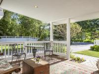 Gracious and flowing floor plan, with open living and
