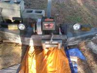 8,000 lb Warn Winch M8274 is in great condition, only