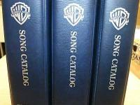 WARNER CHAPPELL SONG CATALOGS Volumes 1, 2 & 3 THREE