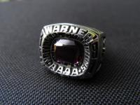 Size 10 Warner Robins 81 champs HS ring! Made of